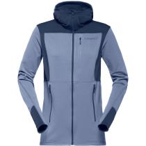 Achat Falketind Warm1 Stretch Zip Hoodie (W) Bedrock