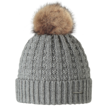 Buy Filippa Beanie Heather Grey