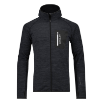 Achat Fleece Melange Hoody M Black Blend