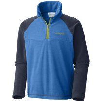 Buy Glacial Half Zip Peninsula/Collegiate Navy