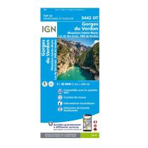 Buy Gorges du Verdon- Moustier 3442OT