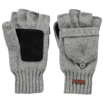 Buy Haakon Bumgloves Heather Grey