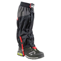 Achat High Route Gaiters Black/Red