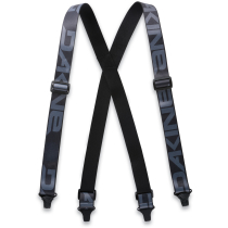 Achat Hold Em Suspenders Black