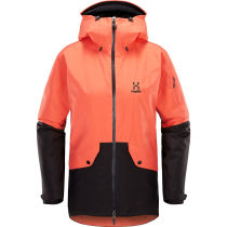 Achat Khione Insulated Jacket Women Coral Pink/Slate