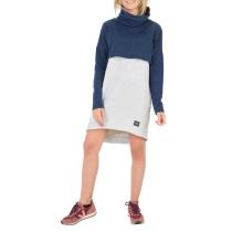 Buy Kitchy Dress Grey Melange