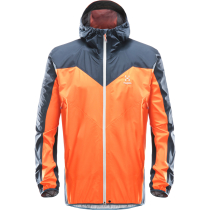 Achat L.I.M Comp Jacket Men Cayenne/Tarn Blue