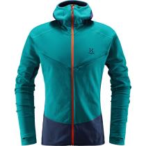 Achat L.I.M Touring Hood Men Alpine Green/Tarn Blue