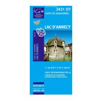Achat Lac d'Annecy 3431OT
