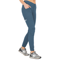 Buy Laila Peak Pant W Indigo Bleu denim