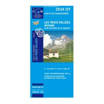 Buy Les Trois Vallees - Modane Pn de la Vanoise  3534Ot