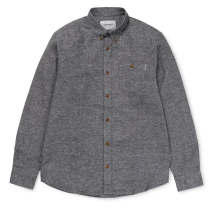 Compra LS Cram Shirt Dark Grey Heather