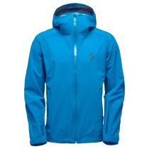 Buy M Stormline Stretch Rain Shell Jkt Kingfisher