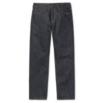 Achat Marlow Pant Cotton Edgewood Blue Denim Blue Rigid