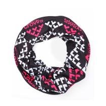 Achat Maska Necktube Black-White-Pink