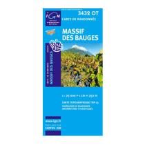 Buy Massif des Bauges 3432OT