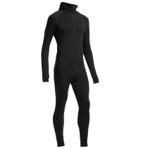 Achat Mens Zone One Sheep Suit Black/Black/Black