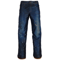 Achat Mns Deconstructed Denim Insulated Pant Dark Denim Sublimation