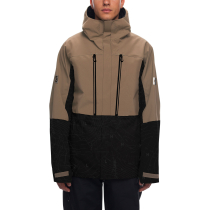 Achat Mns GLCR Ether Down Therma Jkt Khaki Level 1 Colorblock