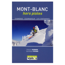 Achat Mont-Blanc Hors pistes Guide Vamos