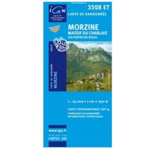 Achat Morzine-Massif du Chablais 3528ET