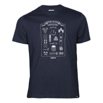 Achat Mountain Kit Tee Navy