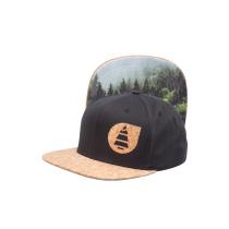 Achat Narrow Caps Black