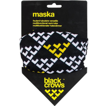 Kauf Necktube Maska Black/White/Yellowow