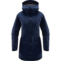 Achat Niva Insulated Parka Women Tarn Blue Solid