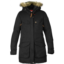 Buy Nuuk Parka W Black