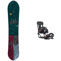 Buy Pack Anti-Social Splitboard 2018
