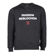 Buy Passion Reblochon Crew Dark Grey Heather