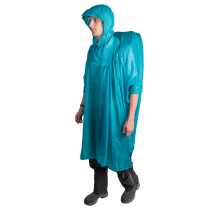 Buy Poncho Tarp UL 15 D Blue