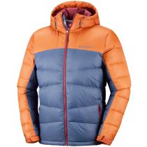 Kauf Quantum Voyage II Hooded Jacket M Dark Mountain/Bright Copper