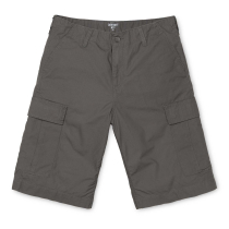 Achat Regular Cargo Short Cotton Ripstop Air Force Grey Rinsed