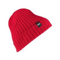 Achat Ribbed Knit Beanie Glucose Red