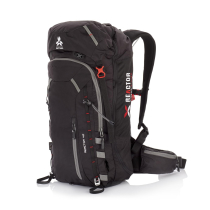 Buy Rucksack Reactor 40 Black Grey