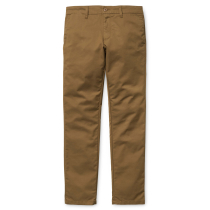 Achat Sid Pant Lamar Stretch Twill Hamilton Brown Rinsed