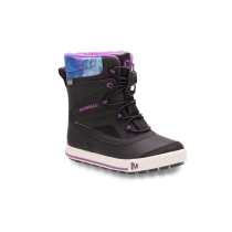 Snow Bank 2.0 Waterproof Black/Print/Berry