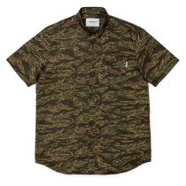 Achat SS Camo Tiger Shirt Laurel