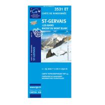 Achat St Gervais-Massif du Mont Blanc 3531ET
