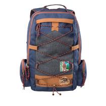 Achat Stanley Bag Dark Blue/Grey Wool/Bro