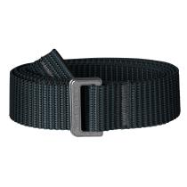 Buy Striped Webbing Belt W Black/Dusk