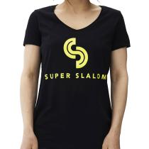 Achat Super T-Shirt Noir Femme