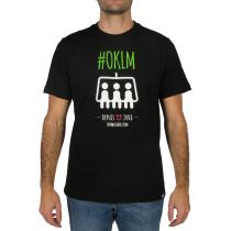 Achat T-Shirt télésiège Oklm