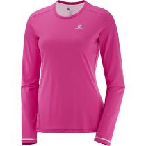 Achat T Shirt Agile Ls Tee W Pink Yarrow