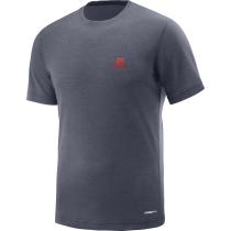 Achat T Shirt Explore Ss Tee M Graphite