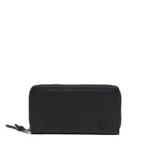 Achat Thomas Leather RFID Black Pebbled Leather