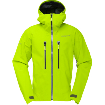 Kauf Trollveggen Gore-Tex Pro Jacket (M) Birch Green
