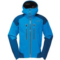 Achat Trollveggen Gore-Tex Pro Jacket (M) Signal Blue